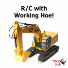 1 24 scale Cat 336 radio controlled Excavator with Free Shipping