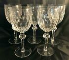 Set of 5 Waterford Crystal CURRAGHMORE Water Goblets Free Shipping