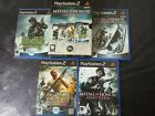 Medal Of Honor Complete Collection PS2 PAL French Version