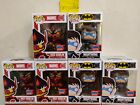 LOT Funko Pop Red Goblin 682 & Nightwing 364 NYCC 2020 Fall Convention Exclusive