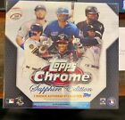 2020 Topps Chrome Sapphire Sealed Hobby Box Online Exclusive - IN HAND