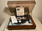 Vintage Lenco L75 turntable in very good condition tested and working