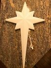 39 Nativity Star Christmas Blow Mold Blowmold North Bethlehem Star Excellent