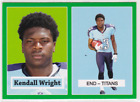 2012 Topps Football 1957 Rookies Green Guide 36