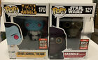 Star Wars Funko Pop Grand Admiral Thrawn 170 2017 Galactic Convention Exclusive