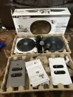 Dj Hero 2 PS3 2 Player DJ Battle Pack COMPLETE IN BOX 2 TURNTABLES MICROPHONE