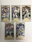 2012 Topps Gypsy Queen Variation Short Prints Checklist and Visual Guide 54