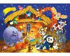 WENTWORTH WOODEN JIGSAW PUZZLE  ANIMAL FRIENDS NATIVITY 250 PIECE WC