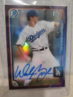 2015 Bowman Baseball Gets Twitter-Exclusive Refractors and Autographs 20