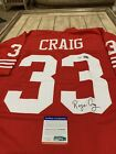 Roger Craig Cards, Rookie Card and Autographed Memorabilia Guide 38