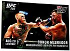 2016 Topps Now UFC MMA Cards 5