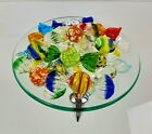 17 Vintage Retro Murano Glass Sweets and 70s Glass Display Bowl Dish