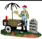 Lemax -Ghoul Hot Dog Vendor Cart - Holiday Village-Carnival-SPOOKY TOWN