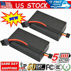 2X 4000mAh Parrot Disco Upgrade Replacement Battery For Parrot Disco FPV Drone