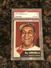 Roy Campanella Cards and Autographed Memorabilia Guide 11