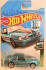 HOT WHEELS 2019 SUPER TREASURE HUNT 92 MUSTANG FROM FACTORY SEALED SET