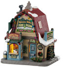 LEMAX - Spruce Hills Tree Farm -Holiday Village Train Lighted Building 2020