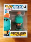 MIMIC THE MONKEY PEZ AD ICONS FUNKO POP 64 AD ICON MIMIC MONKEY POP #65