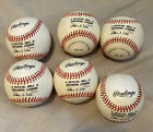 Complete Guide to Collecting Official League Baseballs 15