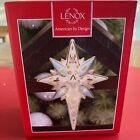 LENOX FIRST BLESSING Nativity Lighted STAR for Creche NIB 40 off 66 List Price