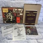 Fallout 1 Post Nuclear Role Playing Game (PC Windows 1997) Big Box Computer CIB