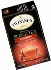 Twinings of London Premium Black Tea Mixed Berry 20 Count Pack of 6