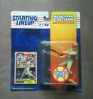 1994 Kenner Starting Lineup Extended Series Lenny Dykstra Action Figure & Card