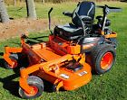 Kubota Z726k 60in Zero Turn Mower Kawasaki Engine Fill Suspension Seating!!!