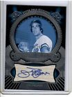 JIM PALMER 2004 Upper Deck Etchings Etched in Time Autograph Blue 193 250!! HOF