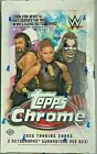 2020 Topps WWE Chrome Hobby Box