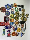 VINTAGE MIXED PATCH LOT Military NASA Army Space Aviation Boy Scouts Cub Scouts