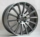 18 wheels for Mercedes C300 4MATIC LUXURY 2008 14 staggered 18x85 95