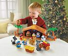 Fisher Price Little People Nativity Christmas Story Toy Figure Playset Play Toys