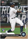 2020 Topps Now Offseason Baseball Cards - Rookie Cup 22