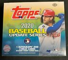 2020 Topps Update Series Baseball SEALED HTA JUMBO HOBBY BOX FREE SHIPPING