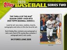 2020 Topps Series 2 Baseball Hobby Box (with 1 Silver Pack)