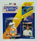 DANNY TARTABULL New York Yankees Starting Lineup SLU MLB 1992 Figure Poster Card