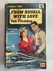 FROM RUSSIA WITH LOVE 1st Edition 1st print 1959 PAN GOOD Ian Fleming James Bond