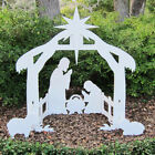 Holy Night Outdoor Nativity Set