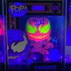 Funko Pop Marvel Black Light Figures 23