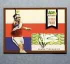 2013 Ace Authentic Signature Series Tennis Cards 20