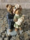 Boyds Bears - James And Kathleen With Baby Blessings - The Christening 228434