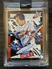 Topps Project 2020 282: 2011 Mike Trout by Tyson Beck Silver AP 20 Artist Proof