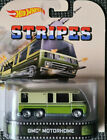 2014 HOTWHEELS Retro Entertainment B STRIPES GMC Motorhome 164