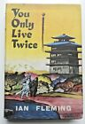 You Only Live Twice Ian Fleming HB DJ First Book Club Edition 1964 James Bond