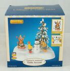 NEW! 2004 LEMAX VILLAGE COLLECTION FROLIC IN THE SNOW TABLE ACCENT