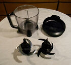 Ninja Replacement Round Blender Pitcher 64 oz 8 Cup Food Processor Bowl w Blades