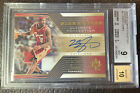 Lebron James 2004-05 Ultimate Collection Signatures Auto Bgs 9 10
