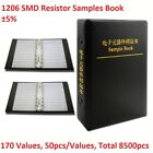 Various Sizes Smd Resistor Assort Kit And Samples Book Assorted Kit Component