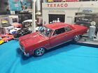 Ertl American Muscle Authentics 1965 Chevelle SS 396 118 Scale DiecastNICE
